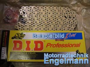 VX gold extra verst/ärkt Kettensatz//Kettenkit GSX 750 DID X-Ring Typ AE 1998-2003