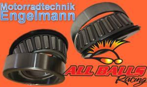 Radlager Satz vorn Husaberg 570FE 2009 570 ccm AllBalls inkl