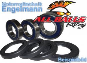 Radlager Satz vorn Kawasaki KDX200 1995-06 200 ccm AllBall