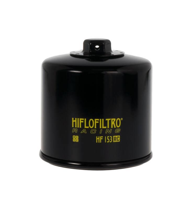 /Ölfilter Hiflo HF147 Schwarz