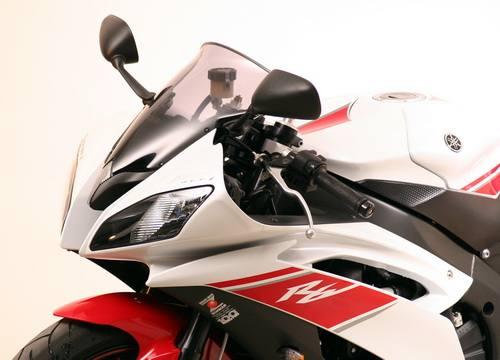 MRA Racingscheibe R rauchgrau YZF R 6 RJ15