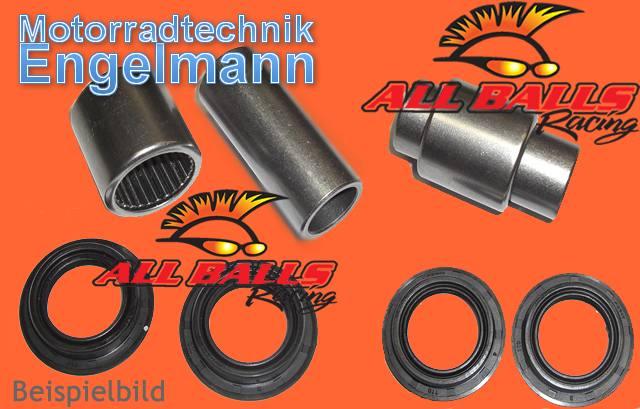 Radlager Satz vorn KTM EXC 400 2002 400 ccm AllBalls inklusi