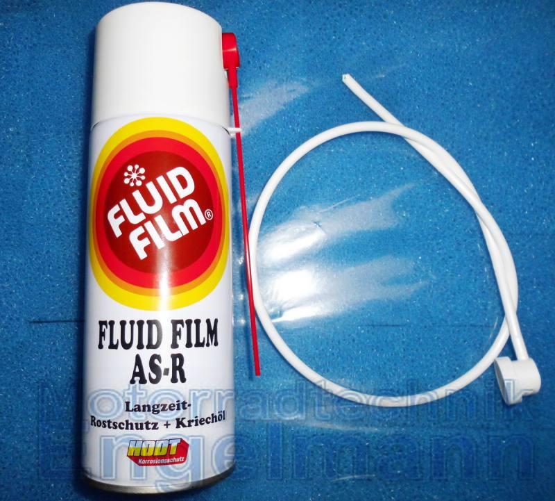 fluid film as r hohlraumversiegelung 400 ml mit sonde. Black Bedroom Furniture Sets. Home Design Ideas